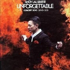 Album Unforgettable Concert (CD2) - Lưu Đức Hoa