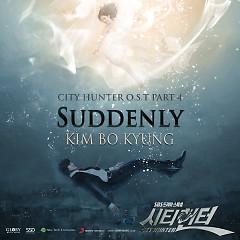 City Hunter OST Part.4 - Kim Bo Kyung