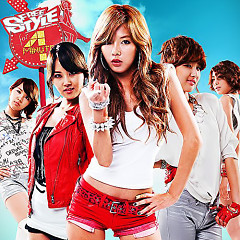 Free Style - 4Minute