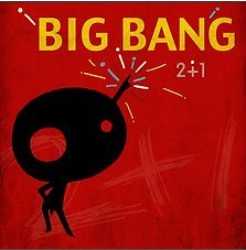 Album BIGBANG 2+1 - BIGBANG