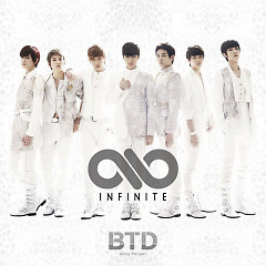 BTD (Before The Dawn) (Japanese Single) - Infinite