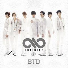 BTD (Before The Dawn) (Japanese Single) - Infinite