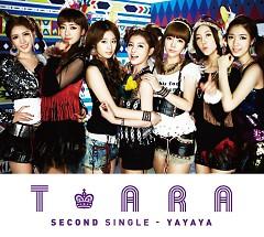Yayaya (Japanese Ver.) - T-ARA