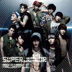 Mr. Simple (Japanese Version) - Super Junior