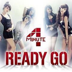 READY GO [Japanese Single]  - 4Minute