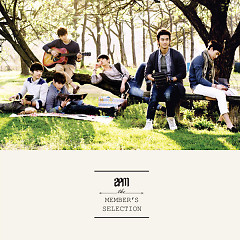 2PM Member's Selection - 2PM