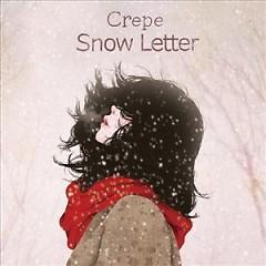 Snow Letter - CREPE