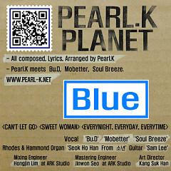 Album Blue - Pearl.K Planet