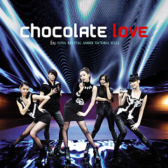 Chocolate Love (Electronic) - f(x)