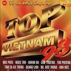 Album 10 Ca Khúc Chọn Lọc (Top Việt Nam 98) - Various Artists