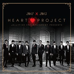 Jelly Christmas 2012 Heart Project - Sung Si-kyoung,Park Hyo Shin,Lee Suk Hoon,VIXX,Seo In Guk