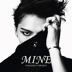 MINE (1st Mini Album) - Hero JaeJoong (DBSK)