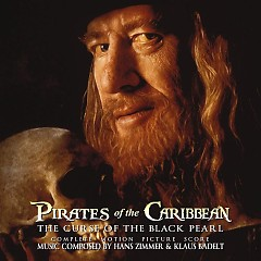 Pirates Of The Caribbean The Curse Of The Black Pearl OST (Complete Score) (CD2) (P.2) - Hans Zimmer ft. Klaus Badelt