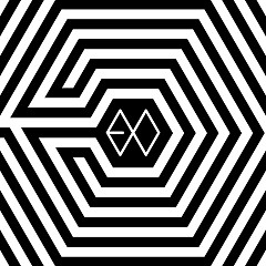 Overdose (Korean Version) (2nd Mini Album) - EXO-K