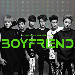 Obsession (2nd Mini Album) - Boyfriend