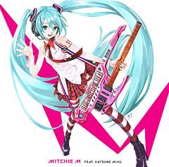 THE GREATEST IDOL - Mitchie M ft. Hatsune Miku