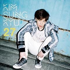 27 (2nd Mini Album) - Kim Sung Kyu (Infinite)