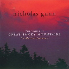 Album Through The Great Smoky Mountains - Nicholas Gunn