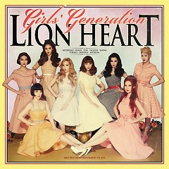 Lion Heart (The 5th Album) - SNSD