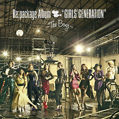 Album The Boys (Japanese Repackage Album) - SNSD