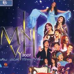 Album Minh Vy Show 2007 - Màu Của Tình Yêu CD1 - Various Artists