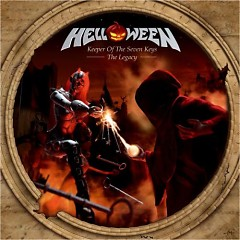 Keeper Of The Seven Keys - The Legacy (CD1) - Helloween