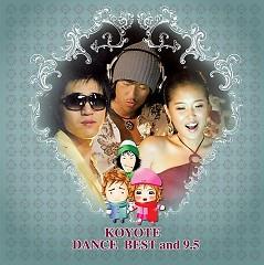 DANCE BEST and 9.5 (Best & Remix Album) CD1 - Koyote