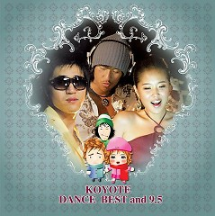 DANCE BEST and 9.5 (Best & Remix Album) CD2 - Koyote