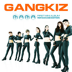 Mama (Repackage Edition) - Gangkiz