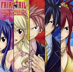 Fairy Tail Original Soundtrack Vol.4 CD1 - Takanashi Yasuharu