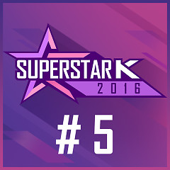 Super Star K 2016 #5 (Single) - Various Artists