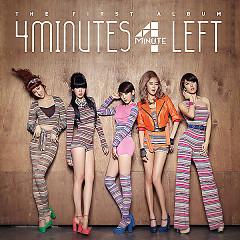 4minutes Left (Full Album) - 4Minute