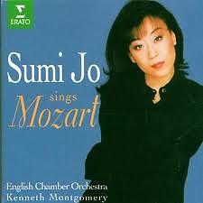 Album Sings Mozart - Sumi Jo