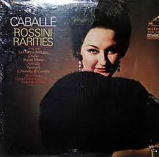 Rossini Rarities - Montserrat Caballe