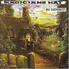 Album Magician's Hat - Bo Hansson