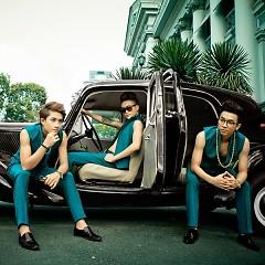 Album Vượt Qua Sóng Gió (Vol. 6) - HKT