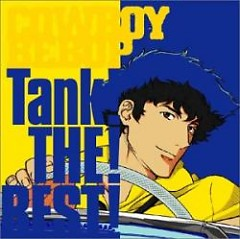 Album Tank! THE! BEST! - Cowboy Bebop