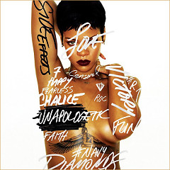 Album Unapologetic - Rihanna