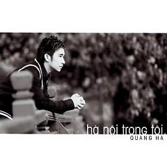 Album Hà Nội Trong Tôi - Quang Hà