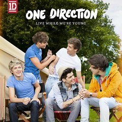 Album Live While We're Young (EP) - One Direction