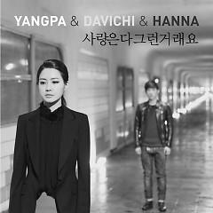 Together - Davichi,YangPa
