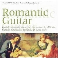 Romantic Guitar Vol.I - Various Artists