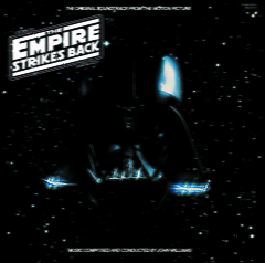 Star Wars : Episode V. The Empire Strikes Back OST (CD2) - John Williams