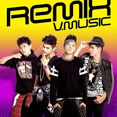 Album V.Music Remix - V.Music