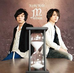 M album (CD2) - Kinki Kids