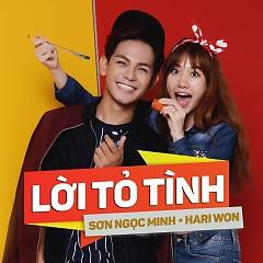 Lời Tỏ Tình (Single) - Sơn Ngọc Minh ft. Hari Won