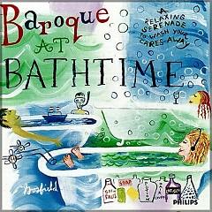 Album Baroque At Bathtime - Various Artists