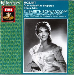 Album Mozart Opera Arias - Various Artists