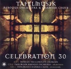 Album  - Ivars Taurins,Tafelmusik Baroque Orch & Chamber Choir