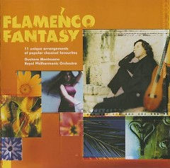 Album Flamenco Fantasy - Gustavo Montesano